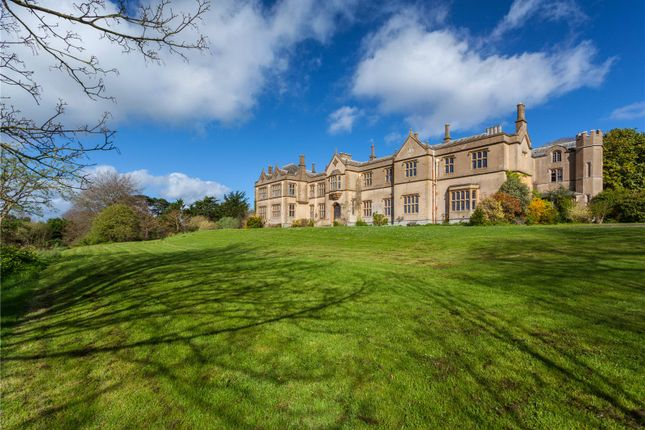Thumbnail Detached house for sale in Chapel Cleeve, Minehead, Somerset