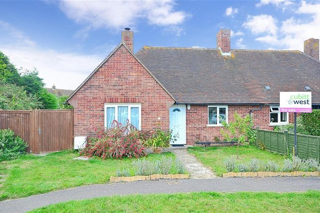 Thumbnail Semi-detached bungalow for sale in Manhood Lane, Sidlesham, Chichester, West Sussex