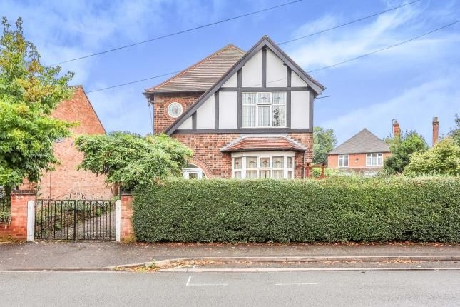 Thumbnail Detached house for sale in Violet Road, West Bridgford, Nottingham, Nottinghamshire