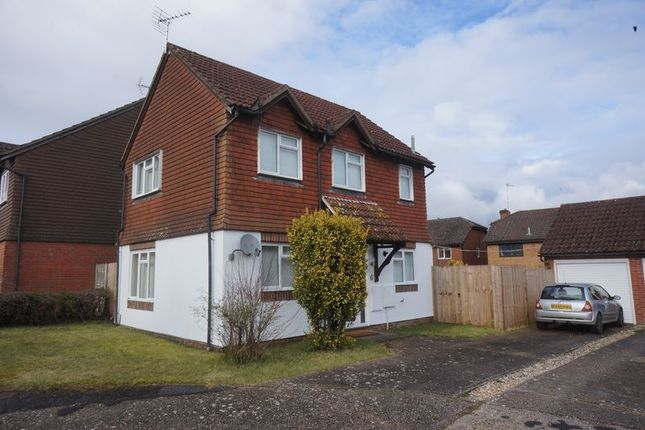 Thumbnail Detached house to rent in Vindomis Close, Holybourne, Alton