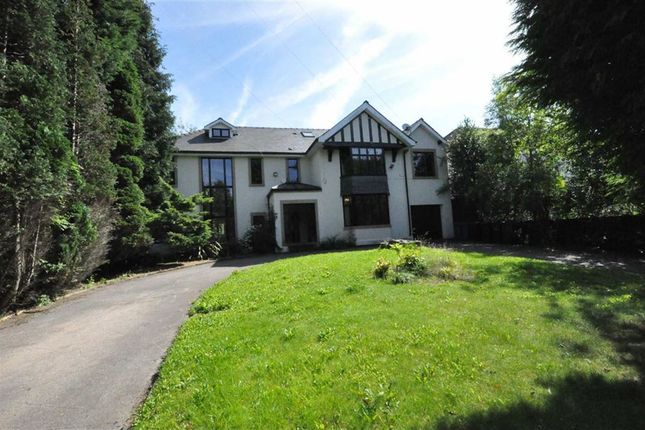 Thumbnail 6 bedroom detached house for sale in Sheepfoot Lane, Prestwich Manchester, Manchester