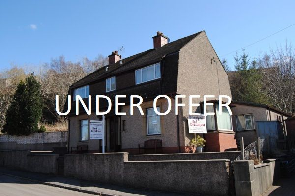 Thumbnail Detached house for sale in Drumriggend, Drummore Road, Oban