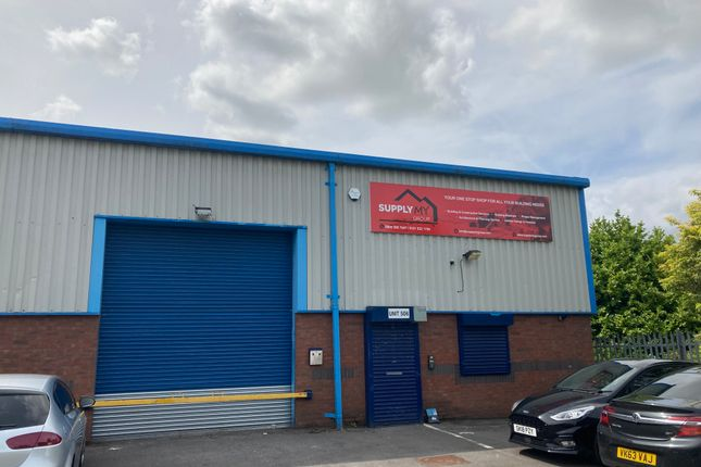 Thumbnail Industrial to let in Unit 506, Phoenix Close Industrial Estate, Phoenix Close, Heywood