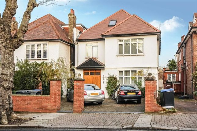 Thumbnail Detached house for sale in Staverton Road, Brondesbury Park, London