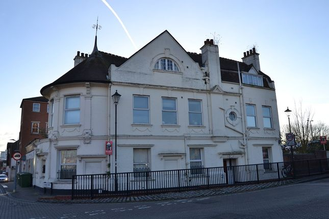 Thumbnail Flat to rent in 2 Northam Road, St Marys, Southampton