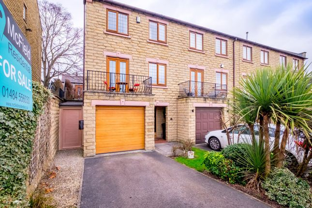 Thumbnail Town house for sale in Victoria Chase, Bailiff Bridge, Brighouse