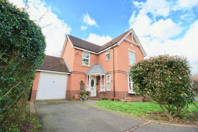 Thumbnail Detached house for sale in Kerris Way, Binley, Coventry