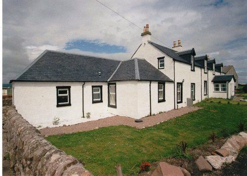Thumbnail Semi-detached house for sale in Machrihanish, Campbeltown