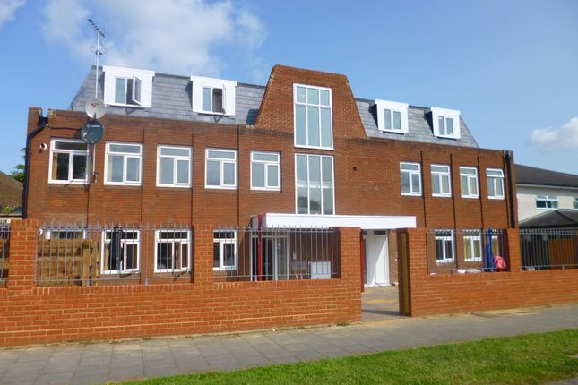 Thumbnail Flat to rent in The Common, Hatfield