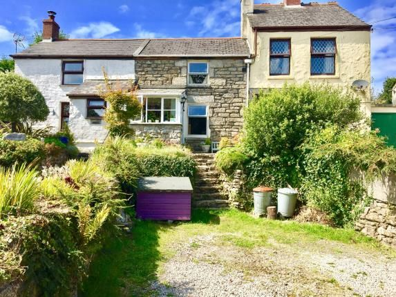 Thumbnail Terraced house for sale in Stithians, Truro, Cornwall