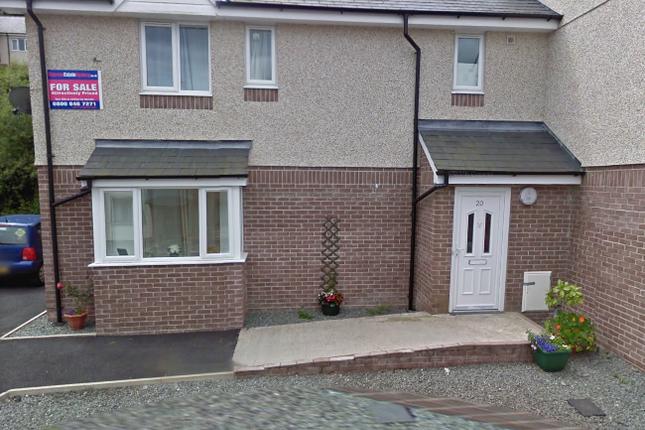 Thumbnail Semi-detached house to rent in Awel Y Grug, Porthmadog, Gwynedd