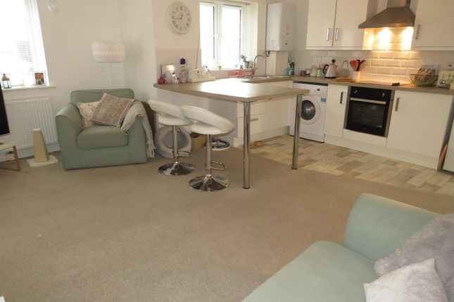 Thumbnail Flat to rent in Bacton Road, North Walsham North, North Walsham