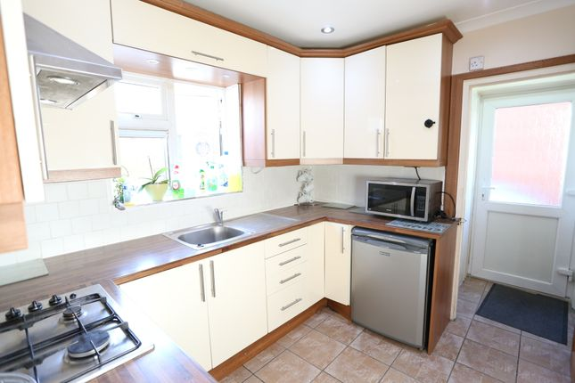 Thumbnail End terrace house to rent in Myrtle Crescent, Slough