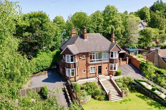 Thumbnail Flat to rent in Mapperley Park, Nottingham
