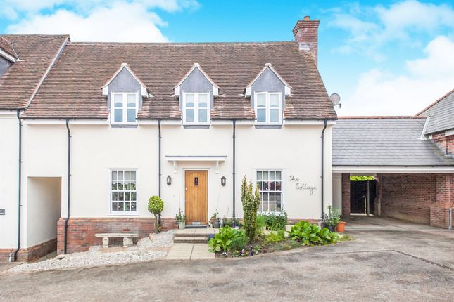 Thumbnail Link-detached house for sale in Green Acres, Coggeshall, Colchester