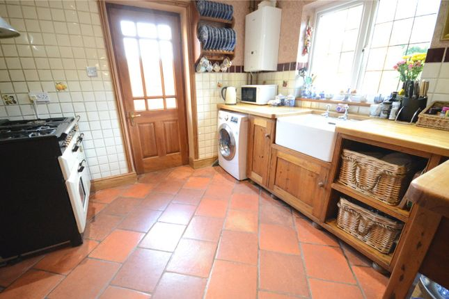Kitchen of College Road, College Town, Sandhurst GU47