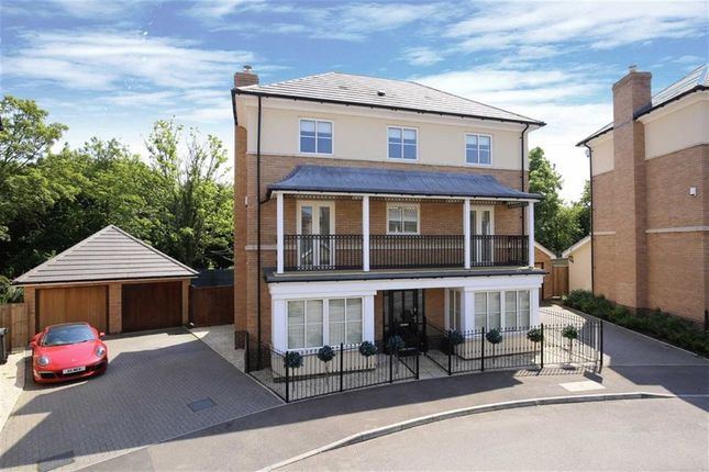 Thumbnail Detached house for sale in Buckingham Road, Epping, Essex