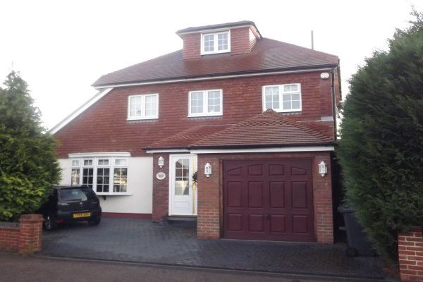 Thumbnail Detached house to rent in Havelock Road, Dartford