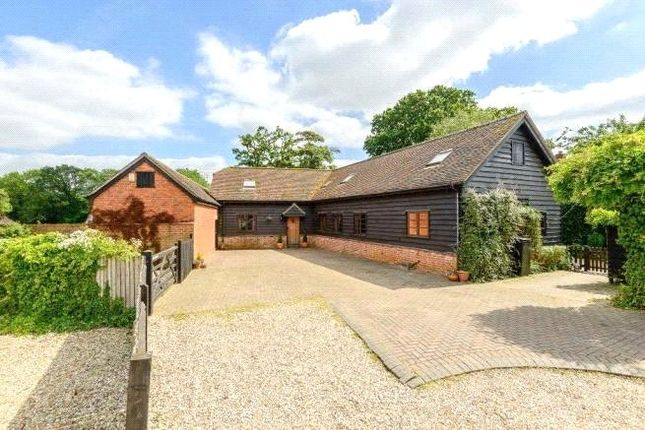Thumbnail Country house for sale in Little London, Tadley, Hampshire