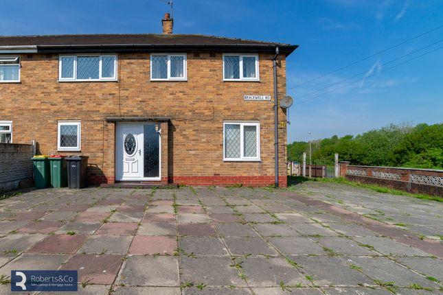 Thumbnail Terraced house for sale in Bracewell Road, Ribbleton, Preston