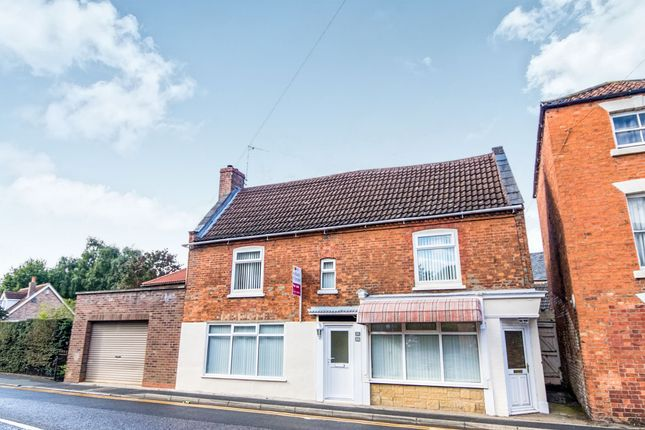 Thumbnail Semi-detached house for sale in High Street, Heckington, Sleaford