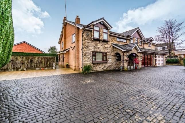 Thumbnail Detached house for sale in Booth Hall Drive, Tottington, Bury, Greater Manchester