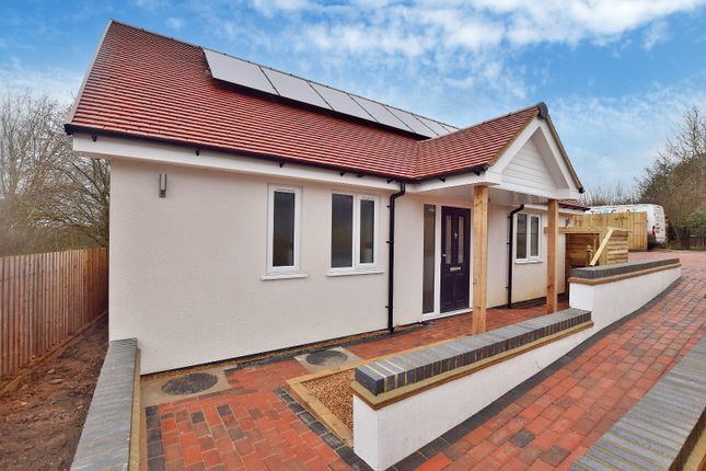 Thumbnail Bungalow for sale in Bradley Common, Birchanger, Essex