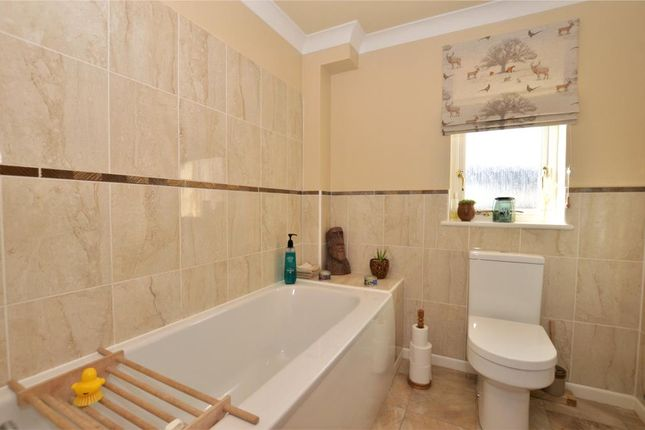 Bathroom of Higher Town Court, Rensey Lane, Lapford, Crediton EX17