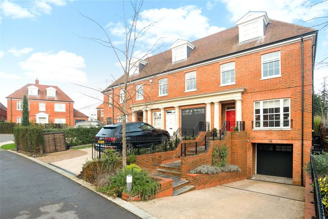 Thumbnail End terrace house for sale in Pinehurst Place, Bereweeke Road, Winchester, Hampshire