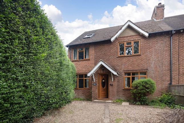 Thumbnail Semi-detached house for sale in Pooleys Lane, North Mymms, Hatfield