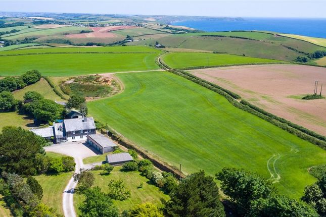 Thumbnail Detached house for sale in St. Winnolls, Torpoint, Cornwall
