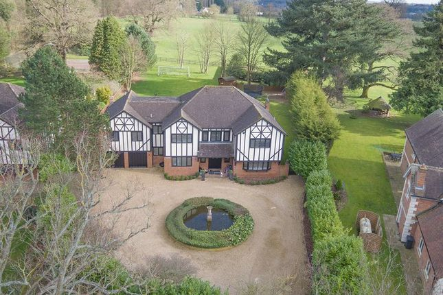 Thumbnail Detached house for sale in Ware Park, Ware