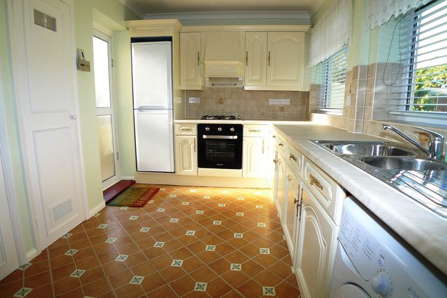 Thumbnail Semi-detached bungalow to rent in Alexander Close, Blackfen, Sidcup