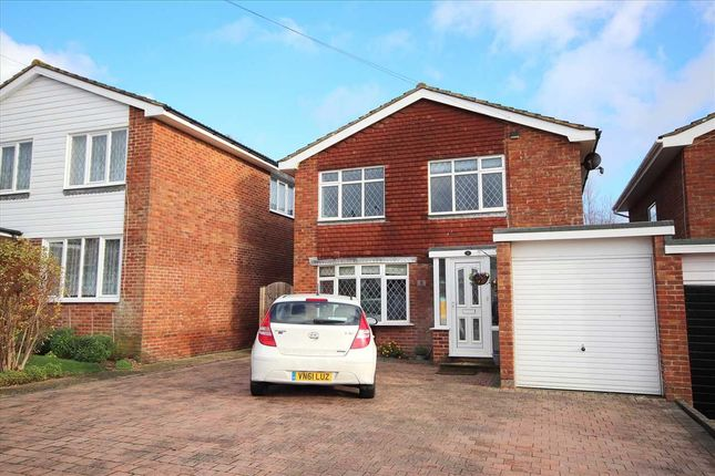 Thumbnail Detached house for sale in Colne Close, Worthing