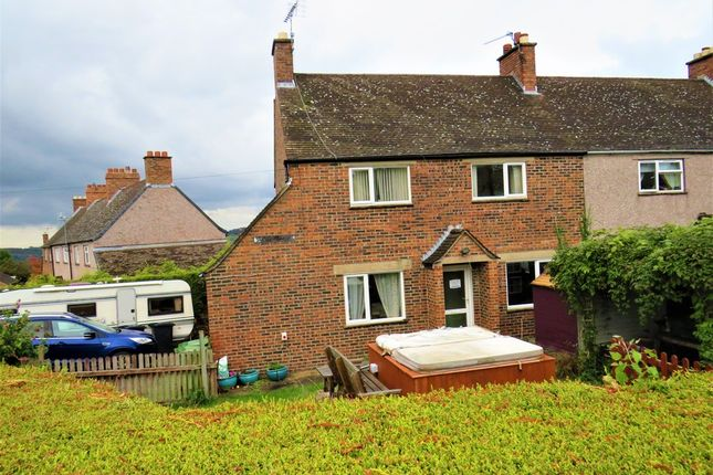 Thumbnail Semi-detached house for sale in School Road, Lydbrook
