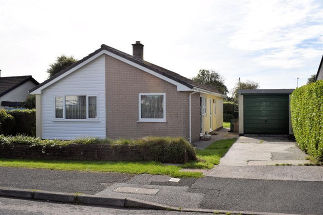 Thumbnail Detached bungalow for sale in Trenethick Parc, Helston
