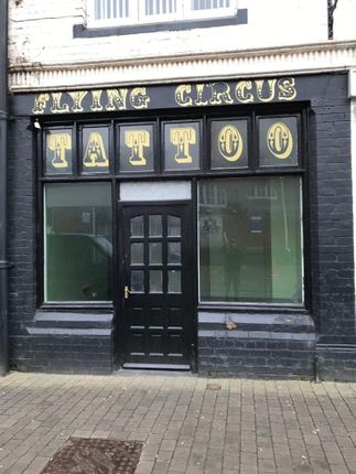 Thumbnail Retail premises for sale in Berry Street, Wolverhampton