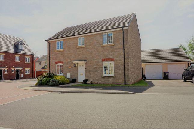 Thumbnail Detached house for sale in Parc Panteg, Pontypool