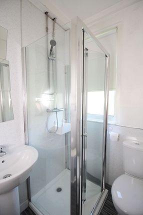 Shower Room of Dick Crescent, Burntisland KY3