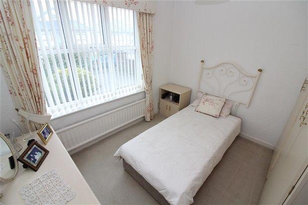 Bedroom Two of Woodland Drive, Poulton Le Fylde FY6