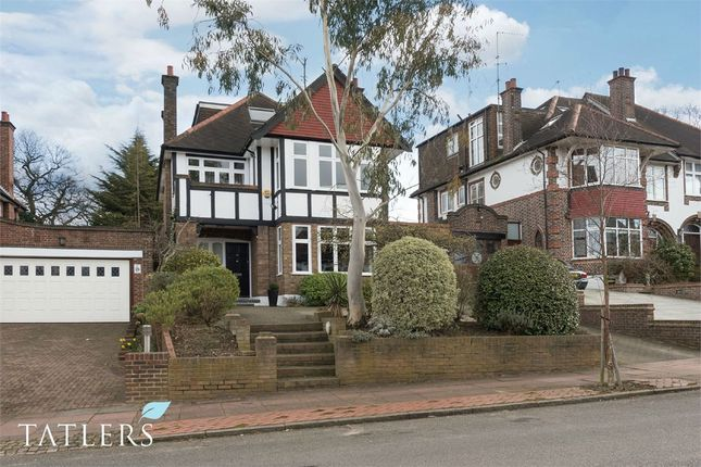Thumbnail Detached house for sale in Beech Drive, London