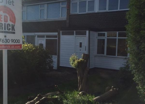 Thumbnail Terraced house to rent in Trewint Close, Exhall, Coventry