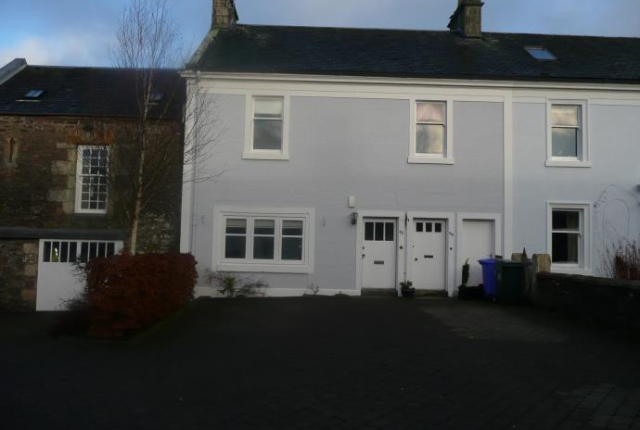 Thumbnail Terraced house to rent in Main Street, Dunlop
