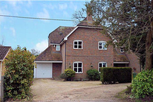 Thumbnail Detached house for sale in Heath End Cottage, Bishopswood Lane, Baughurst