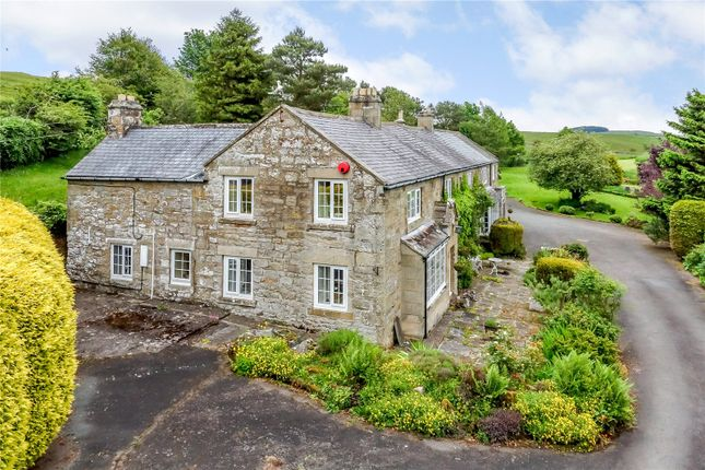 Thumbnail Detached house for sale in Otterburn, Newcastle Upon Tyne, Northumberland