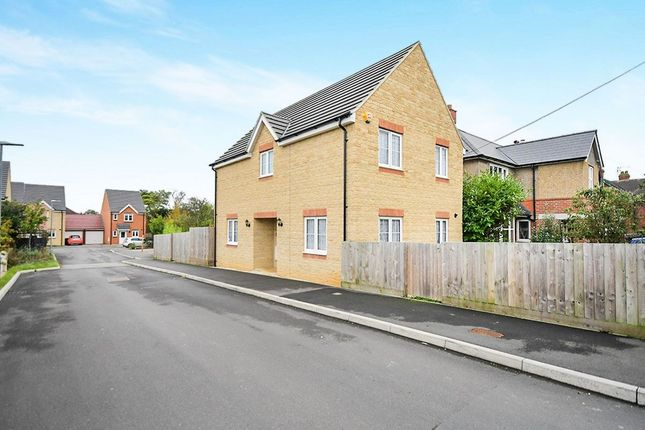Thumbnail Detached house for sale in The Gardens, Calne