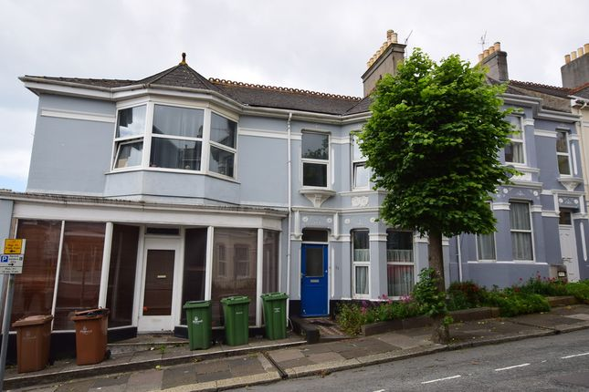 Thumbnail End terrace house for sale in Seymour Avenue, Lipson, Plymouth