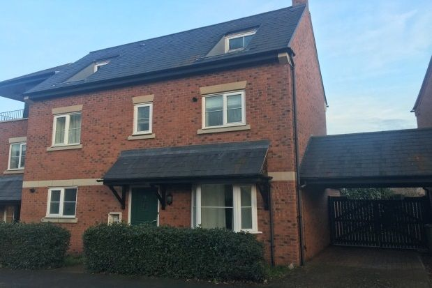 Thumbnail Semi-detached house to rent in Southland Drive, Bletchley, Milton Keynes