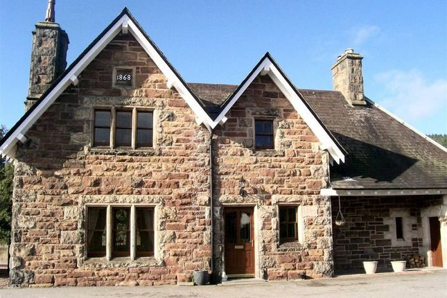 4 bed detached house for sale in Ross Street, Golspie, Sutherland