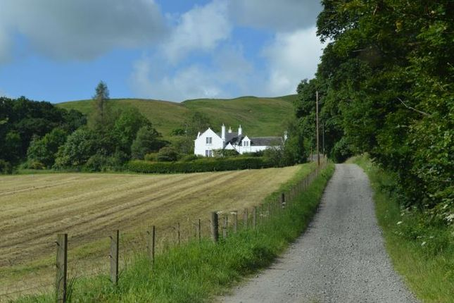 Thumbnail Detached house to rent in Arkland, Thornhill, Dumfriesshire